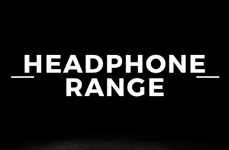 Rocka Electronics - Headphone Range