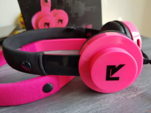 Rocka Switch Headphones