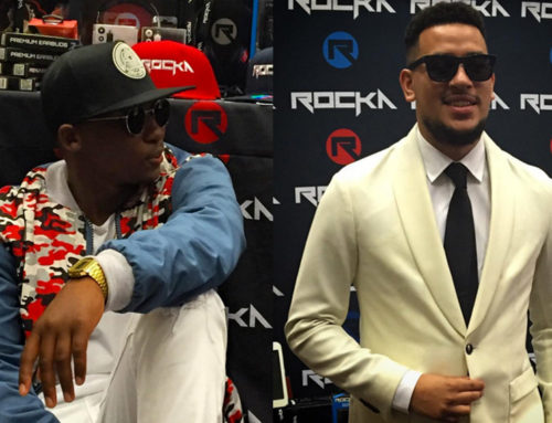 ROCKA attends the Metro FM Awards in Durban